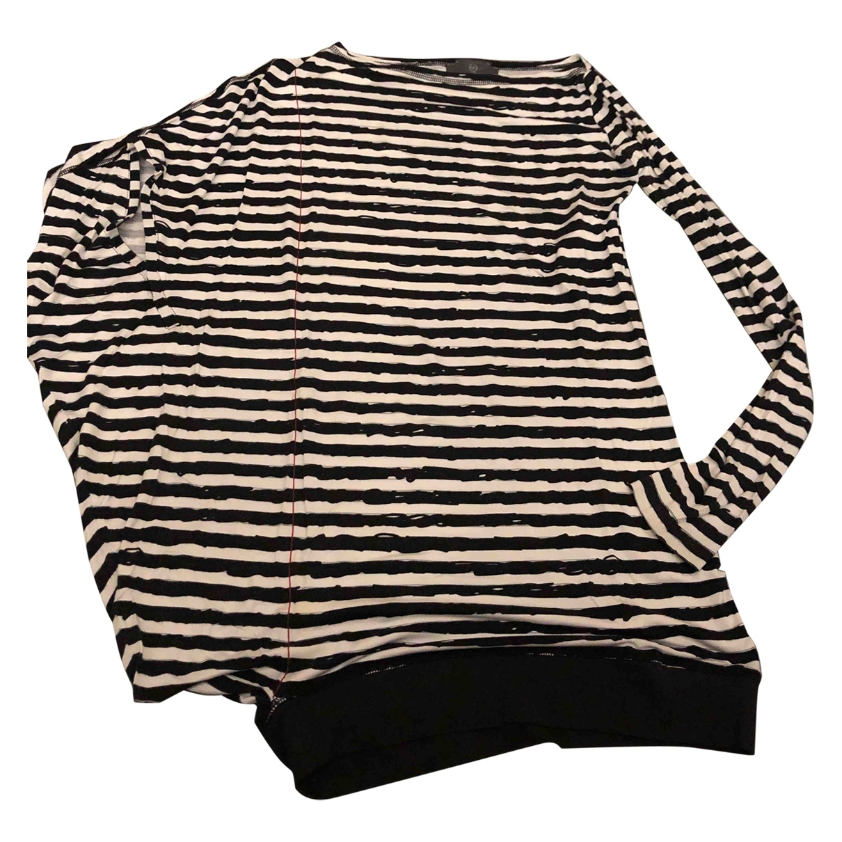 Mcq \N Black Cotton  top for Women S International