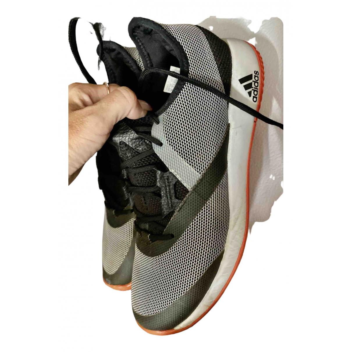 Adidas - Baskets   pour femme - noir