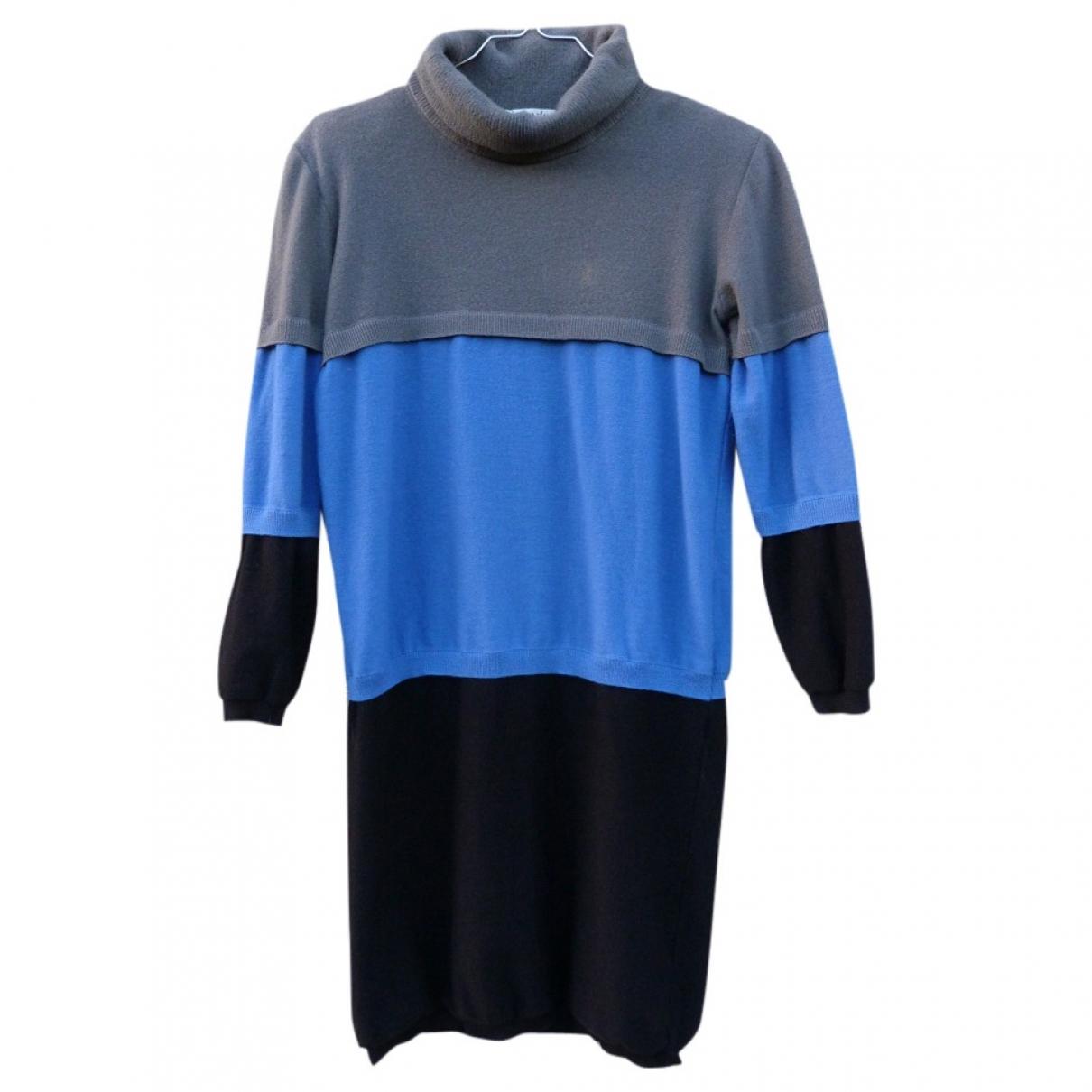 Yves Saint Laurent \N Kleid in Wolle