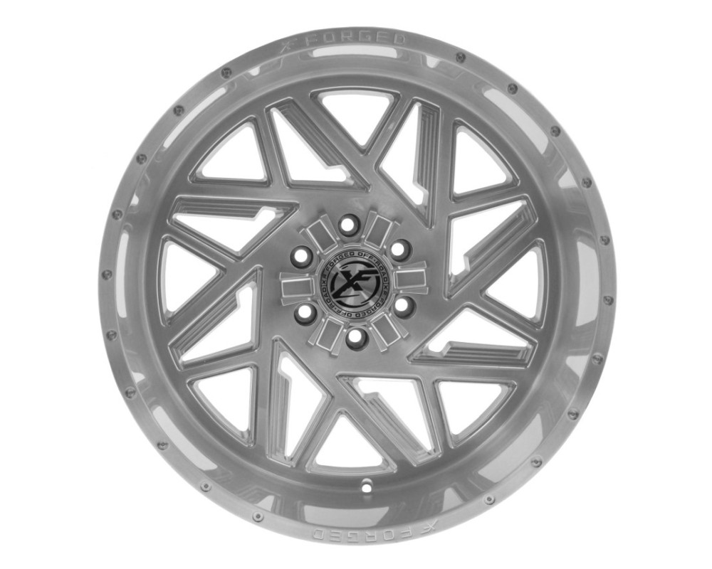 XF Off-Road XFX-306 Wheel 26x14 5x127|5x139.7 -76mm Brushed Milled