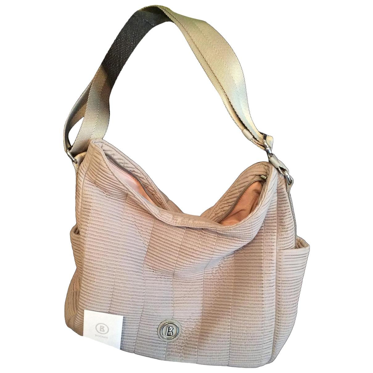 Bogner \N Grey handbag for Women \N