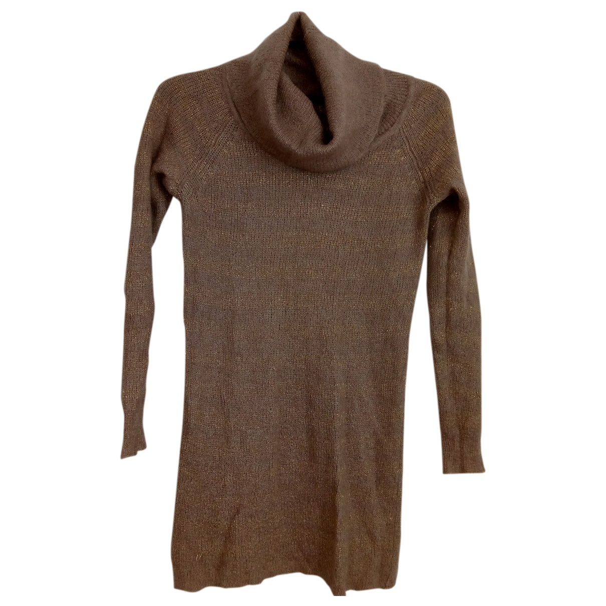 Comptoir Des Cotonniers \N Pullover in  Braun Wolle