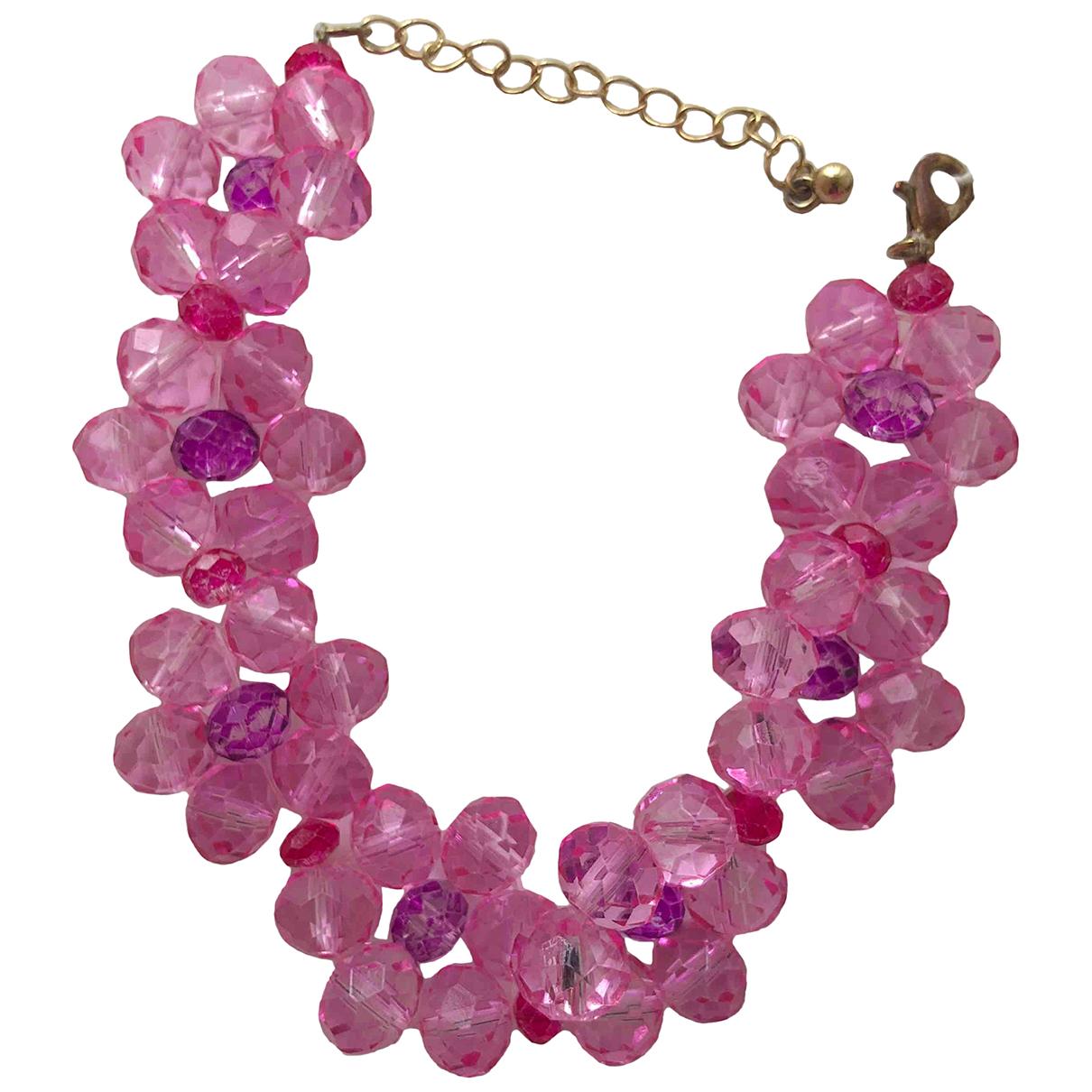 Stine Goya - Bracelet   pour femme en cristal - rose