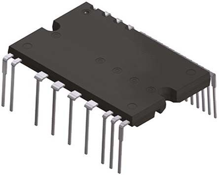 STMicroelectronics STGIF10CH60TS-L, SDIP2F , N-Channel Smart Power Module, 15 A max, 600 V, Through Hole