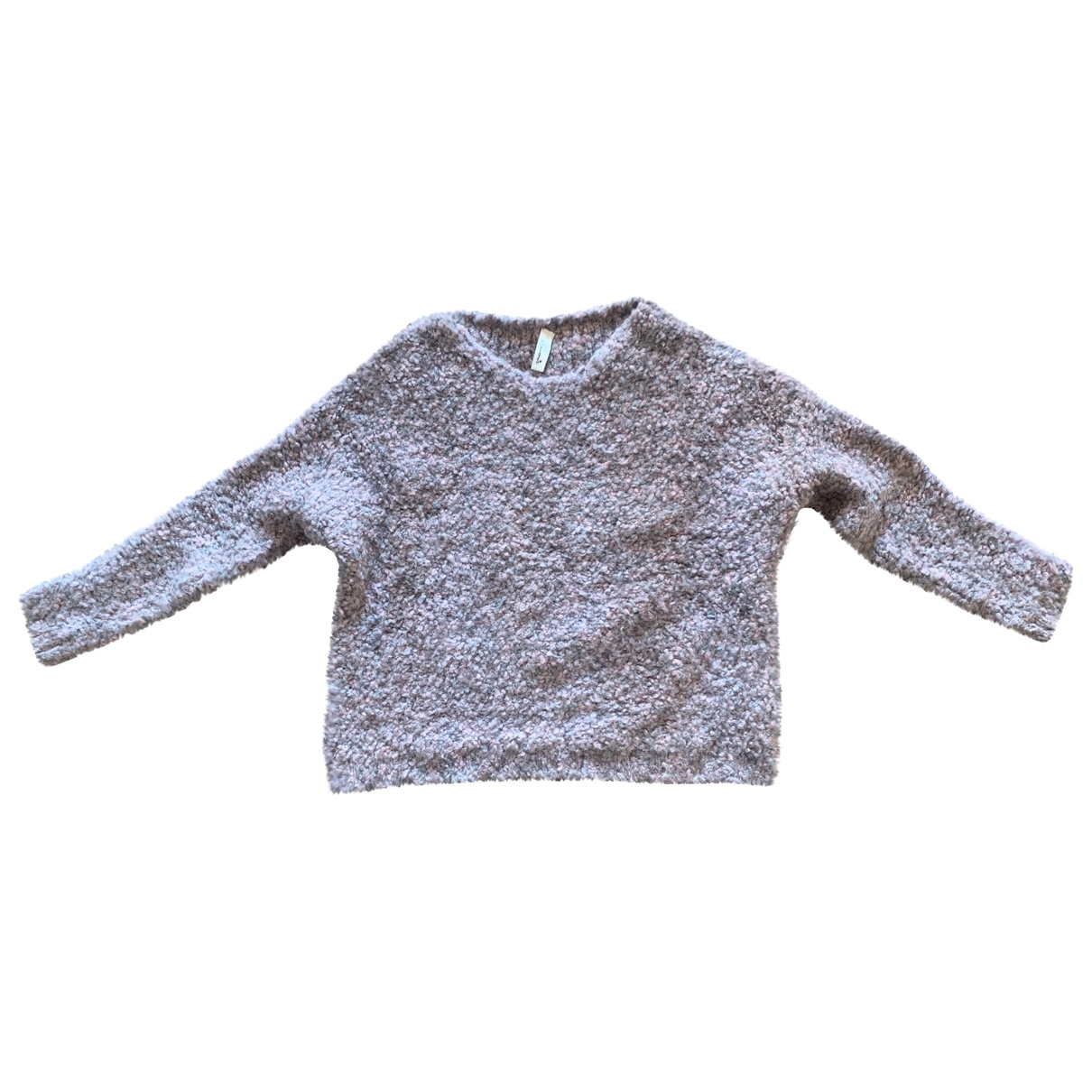 Non Signé / Unsigned Oversize Wool Knitwear for Women S International
