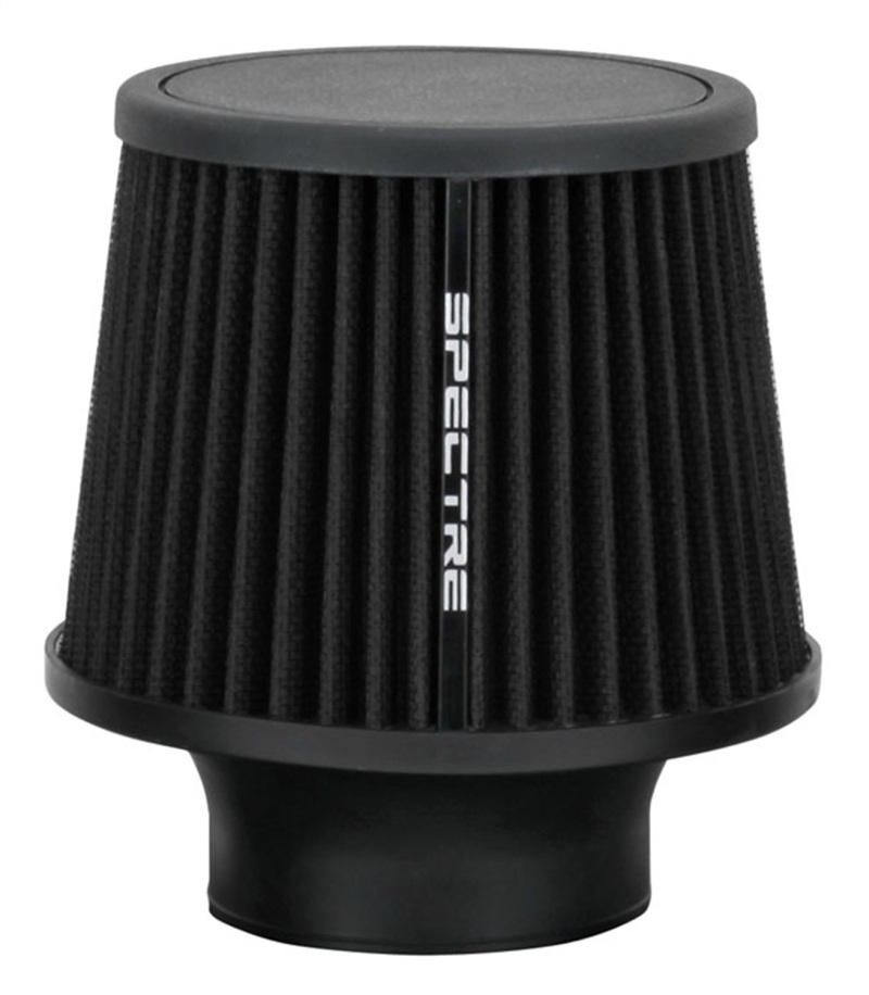 Spectre 9131 Conical Air Filter 3in. Flange ID / 6in. Base OD / 6.5in. Height - Black