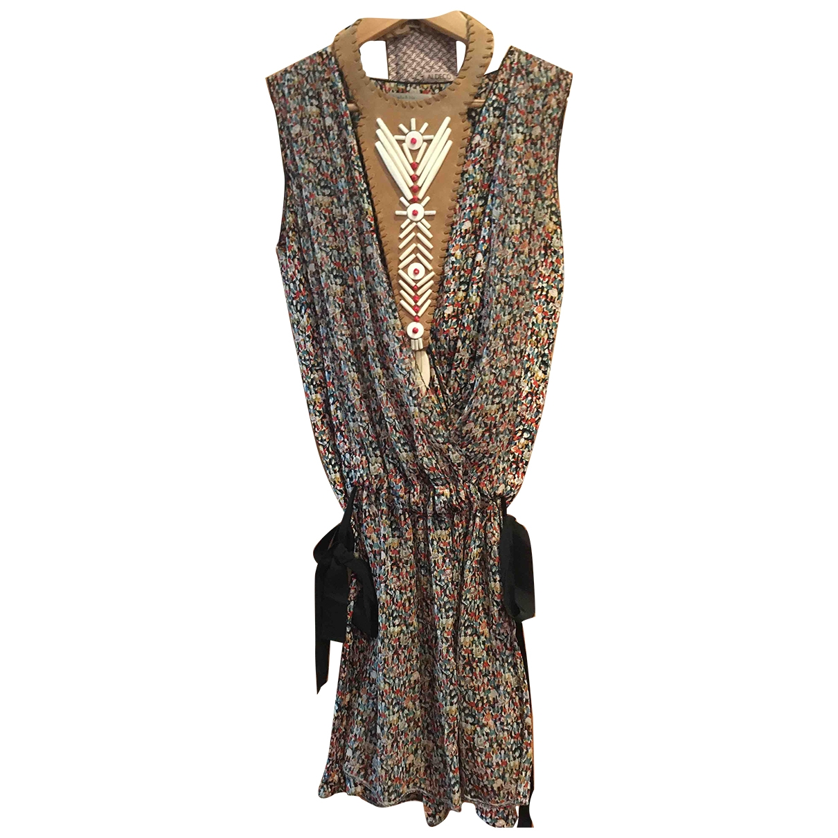 Bimba Y Lola \N Silk dress for Women XS International