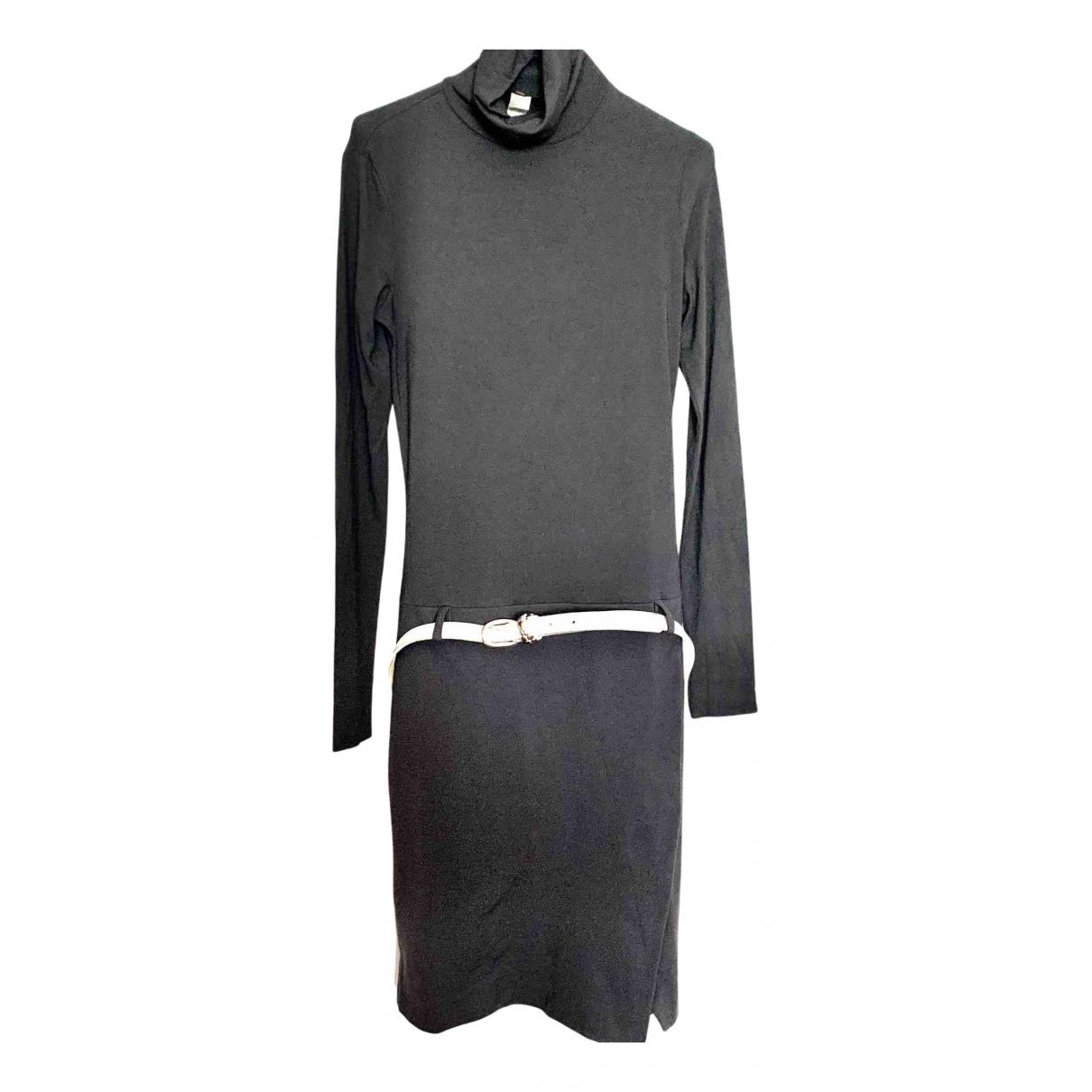 La Perla \N Kleid in  Grau Wolle