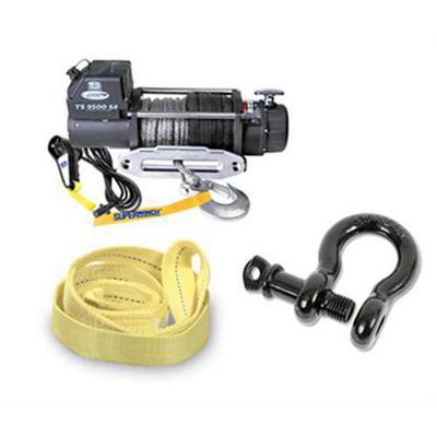 4WD SuperWinch Recovery Bundle - WINPAK5