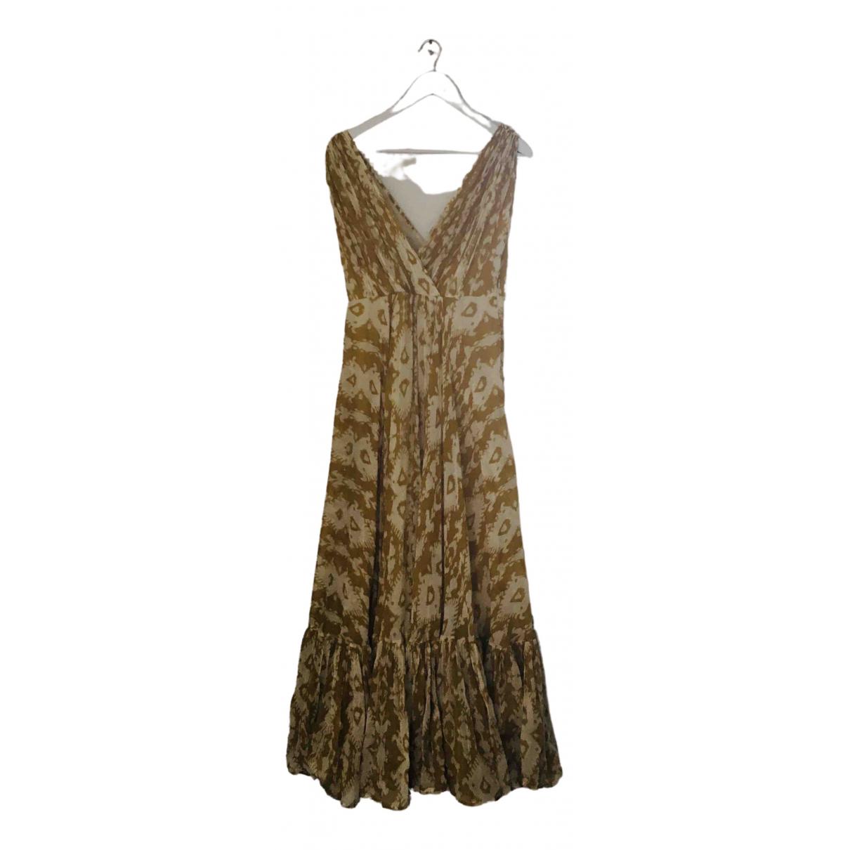 Mes Demoiselles ... \N Yellow Cotton dress for Women 38 FR