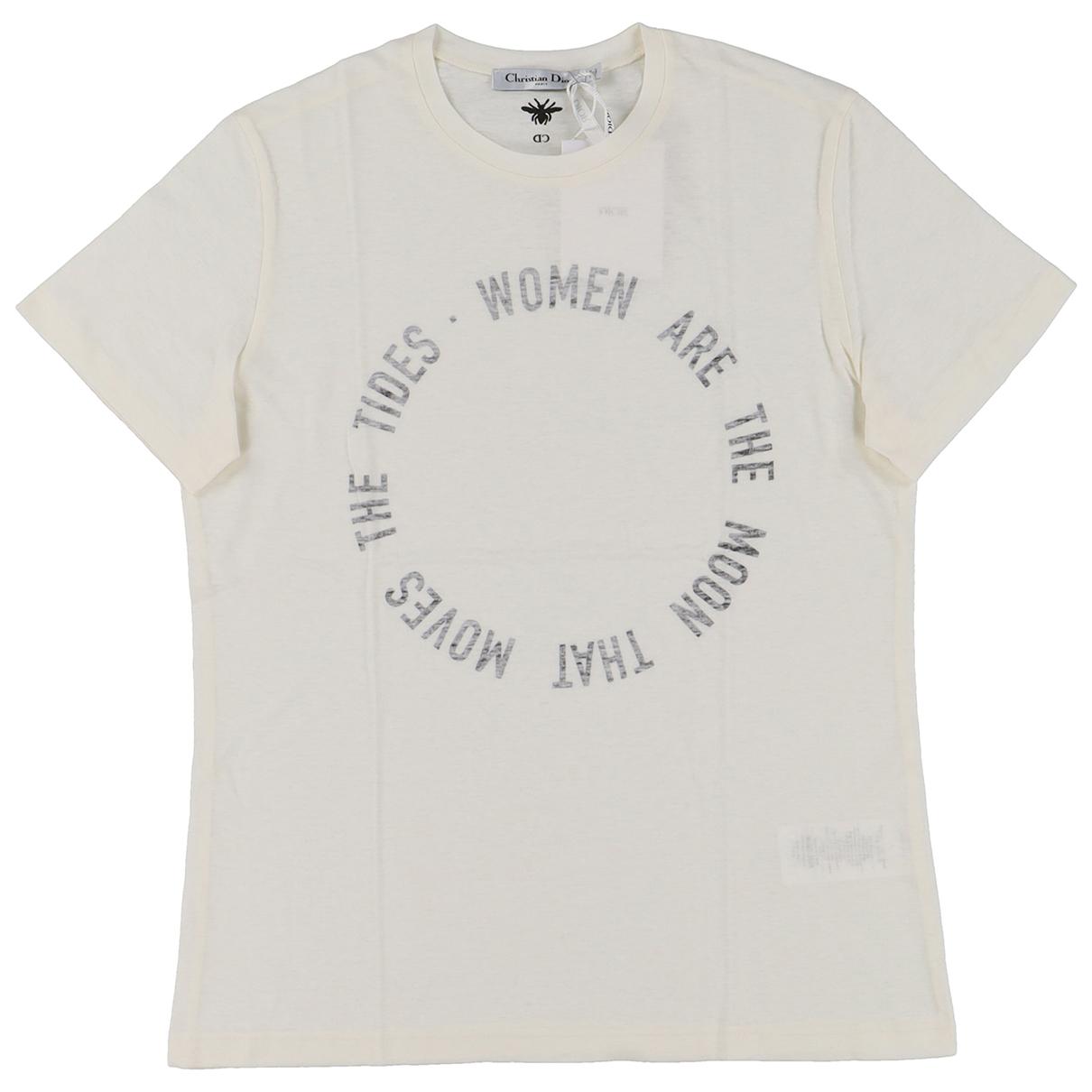Dior \N Top in  Beige Baumwolle