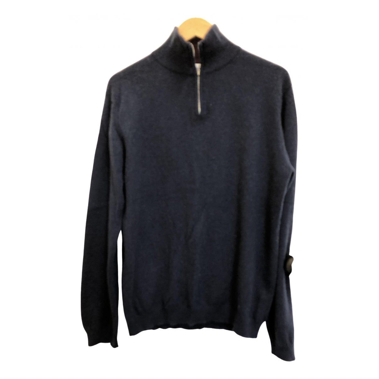 Brora \N Blue Cashmere Knitwear & Sweatshirts for Men M International