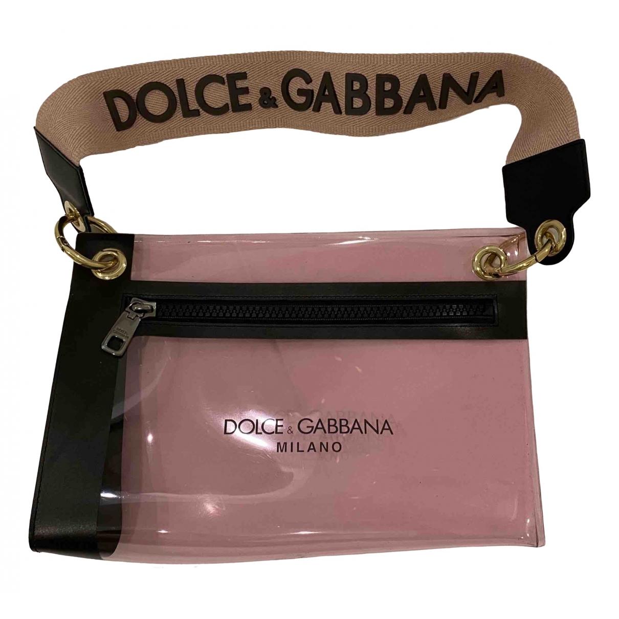 Dolce & Gabbana \N Pink handbag for Women \N