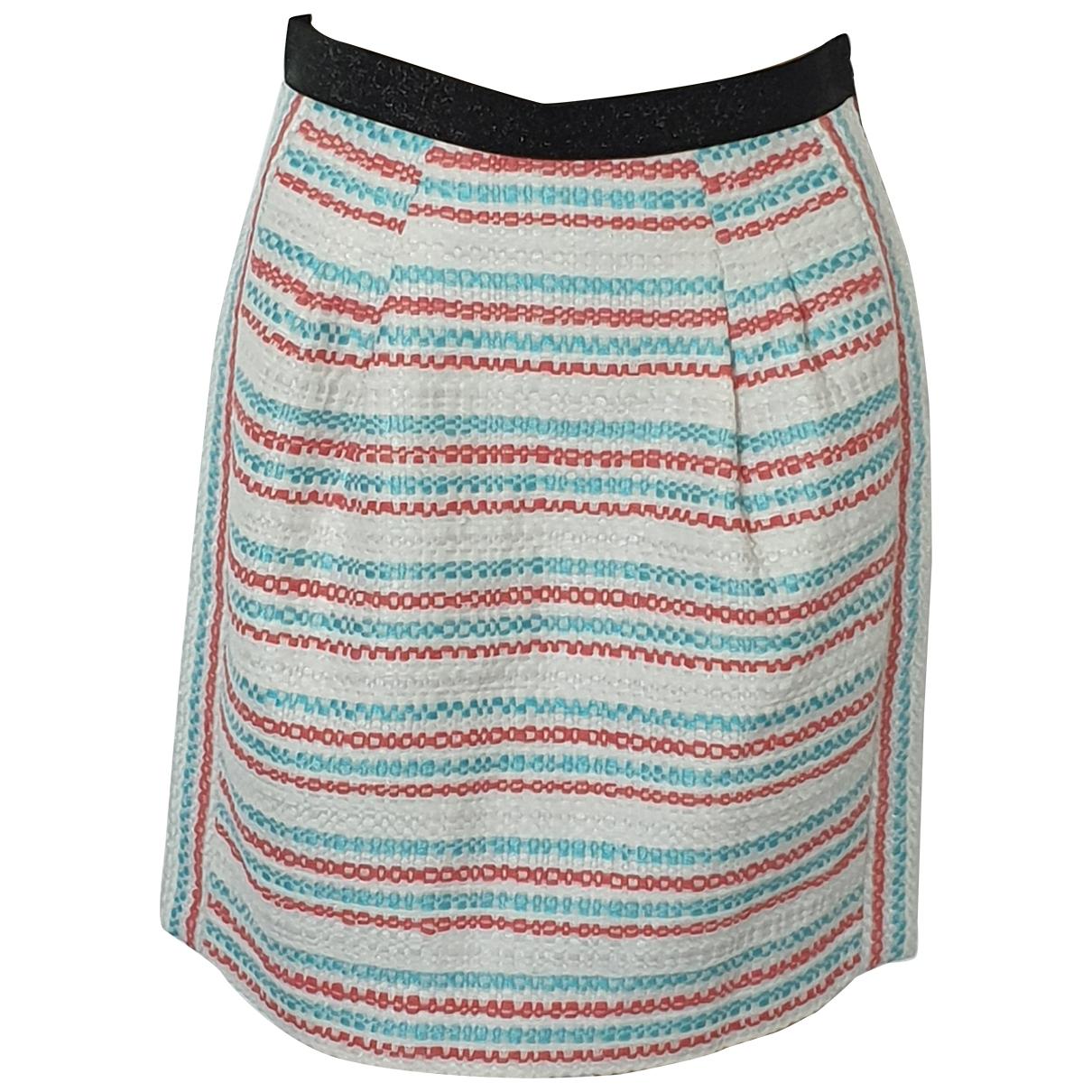Sonia Rykiel \N Multicolour Cotton skirt for Women 36 FR
