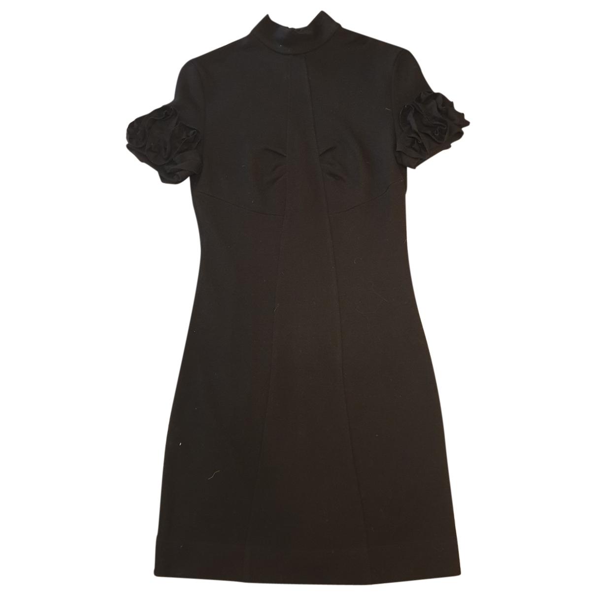 D&g - Robe   pour femme en laine - noir