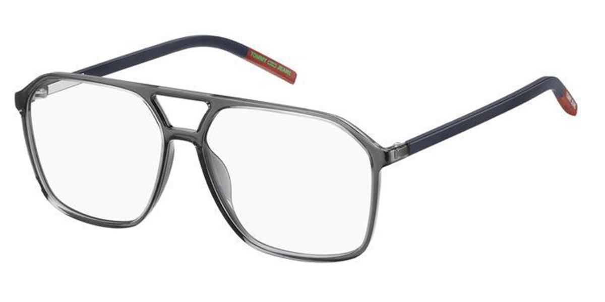 Tommy Hilfiger TJ 0009 KB7 Men's Glasses Grey Size 57 - Free Lenses - HSA/FSA Insurance - Blue Light Block Available
