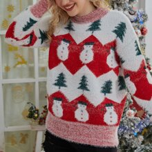 Christmas Ugly Pattern Sweater