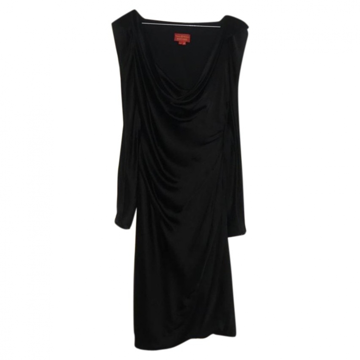 Vivienne Westwood \N Black Silk dress for Women 40 IT