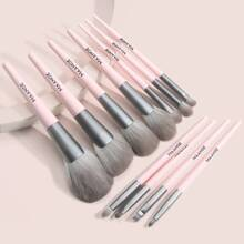 11pcs Makeup Brush Set