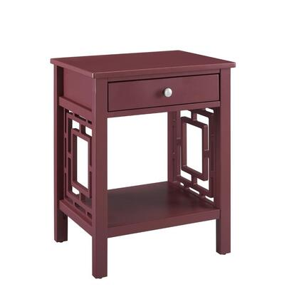 WM135MER01U Whitley 1-Drawer End Table  in