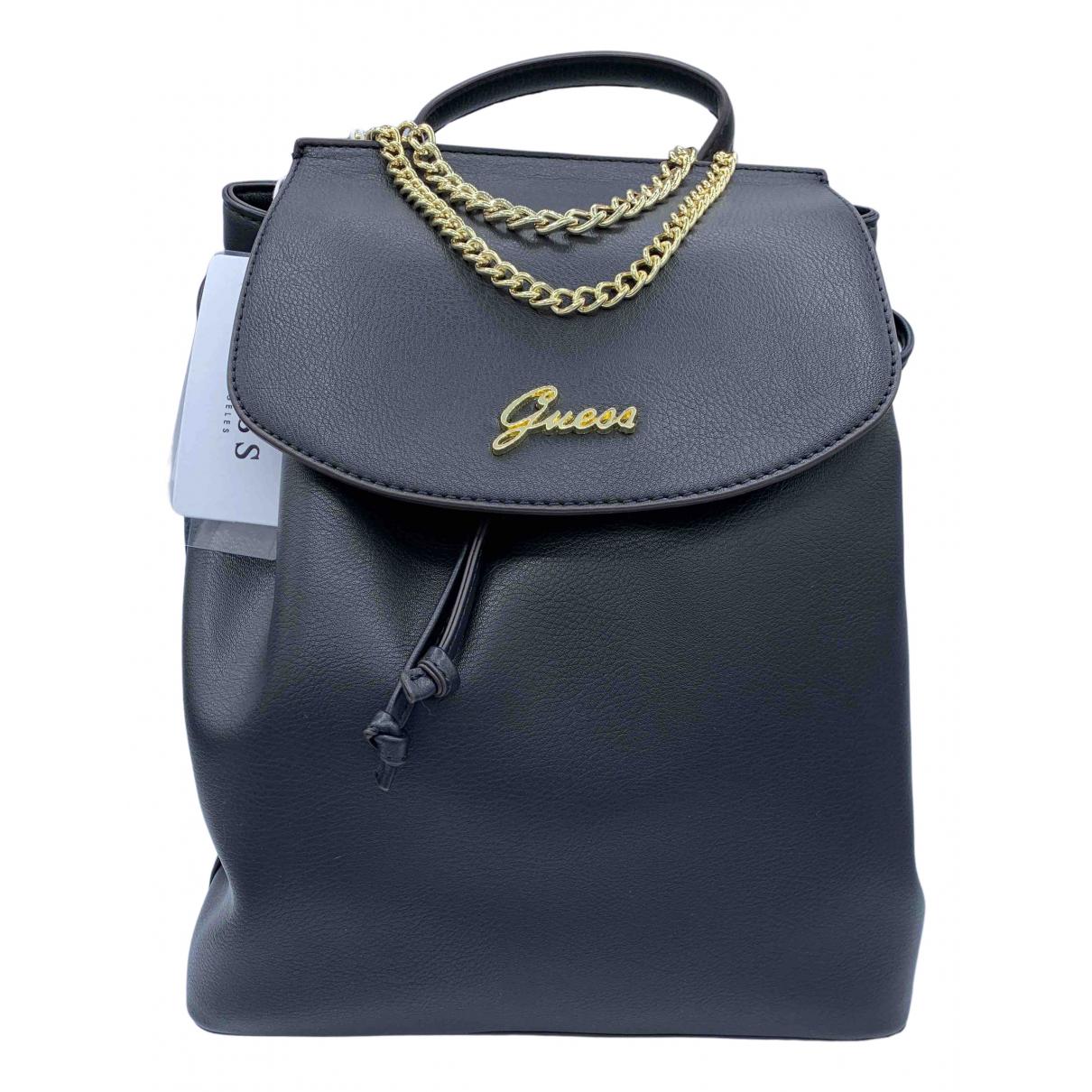 Guess \N Black handbag for Women \N