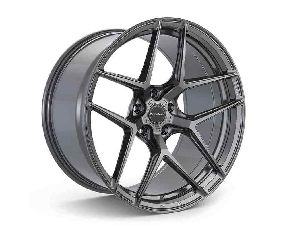 Brixton RF7 Satin Anthracite Wheel 20x8.5 5x120 30mm