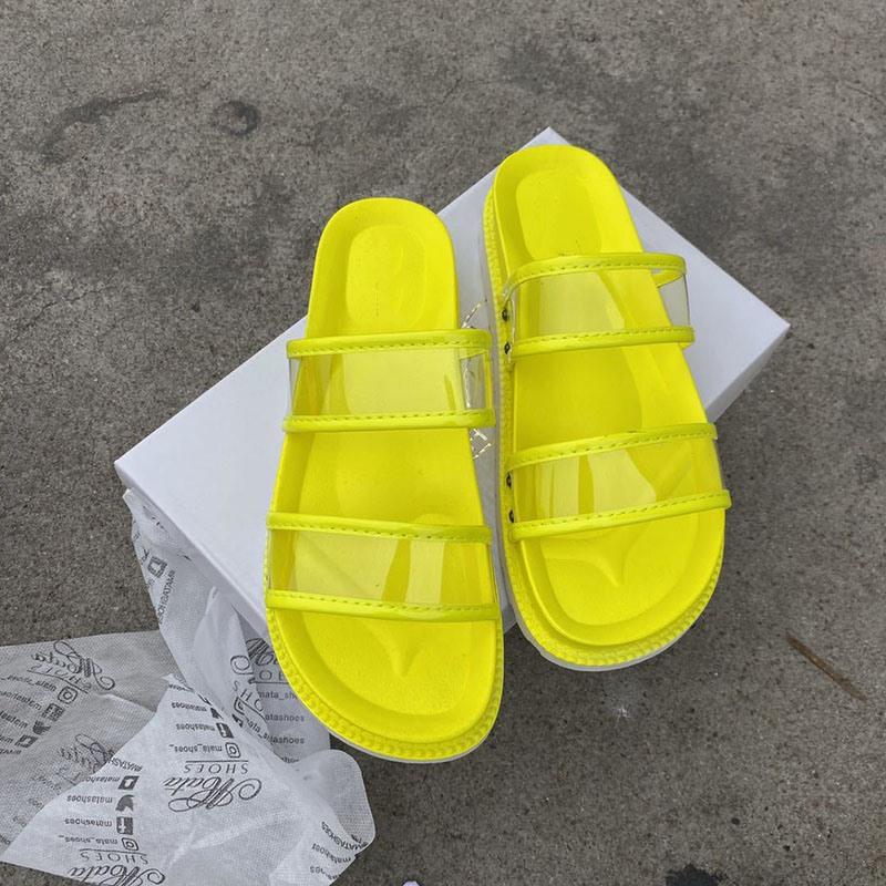 Ericdress Slip-On Flip Flop Flat With Rubber Women's Slippers