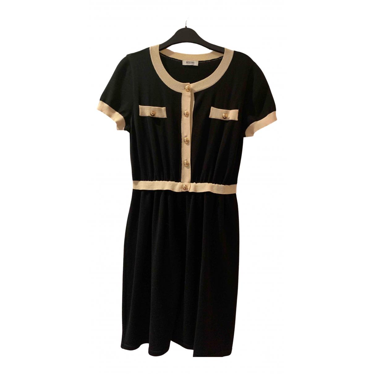 Moschino Cheap And Chic \N Black Wool dress for Women M International