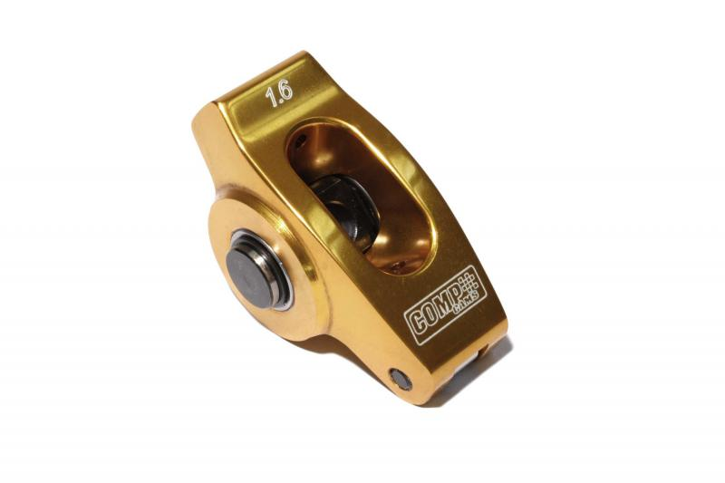 COMP Cams Ultra-Gold ARC Rocker w/ 1.6 Ratio for Chevrolet V6 and SBC w/ 7/16