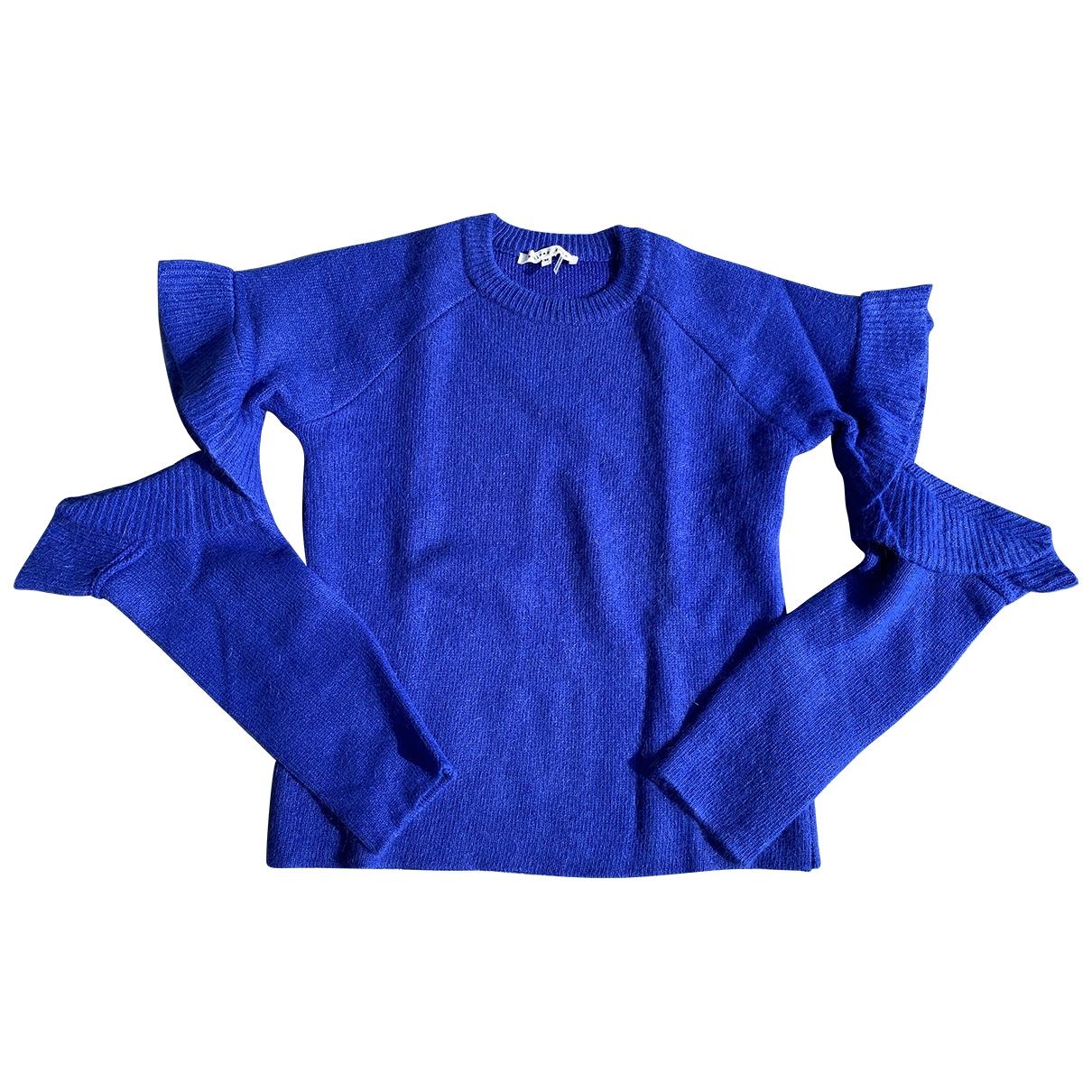 - Pull   pour femme - bleu