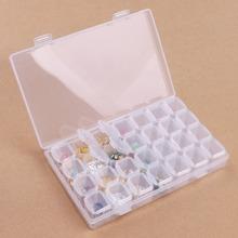 1 pieza caja de joya con 28 cuadros