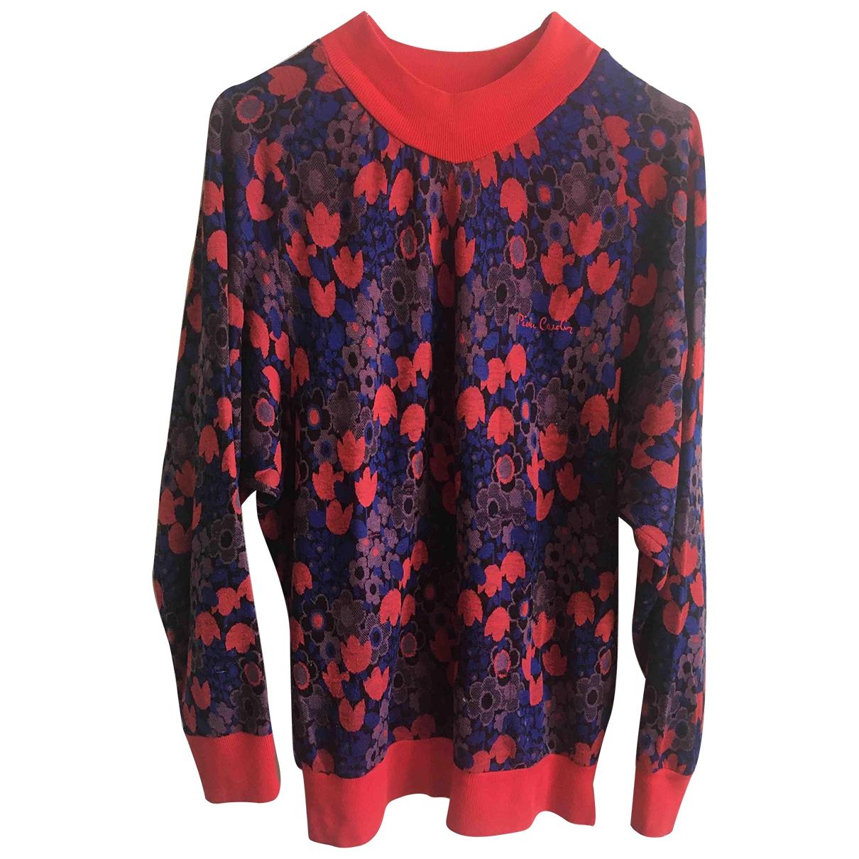 Pierre Cardin \N Multicolour Cotton Knitwear for Women 44 IT