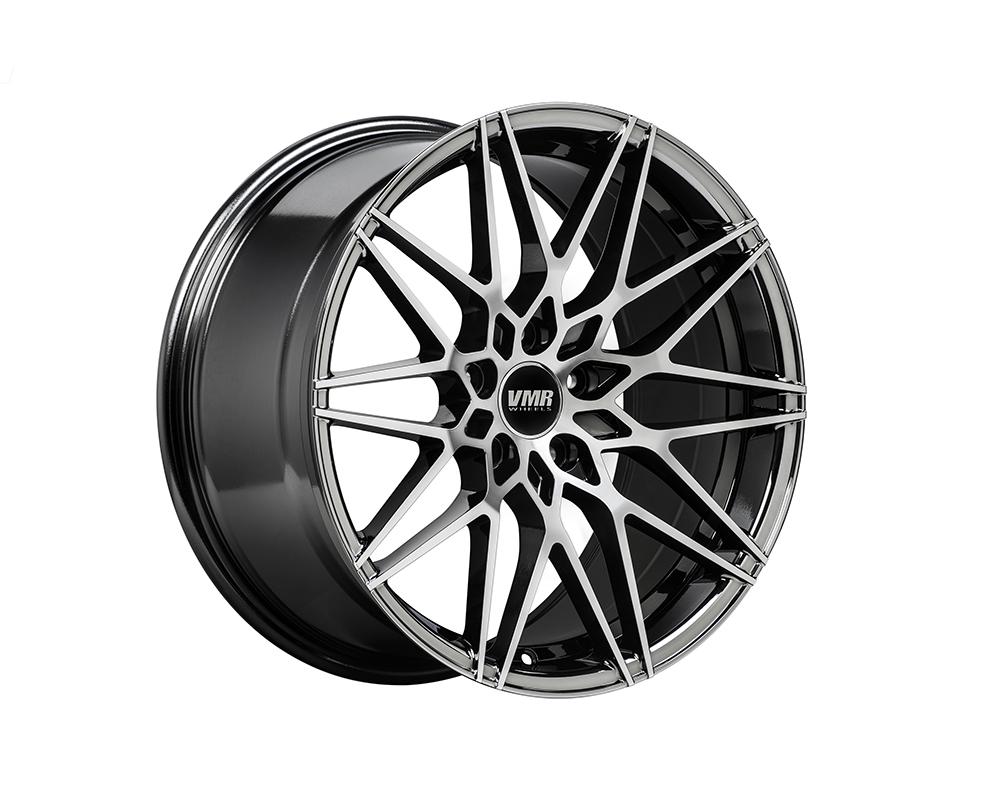 Velocity Motoring V31028 V801 Wheel Mercury Black 18x8.5 45mm