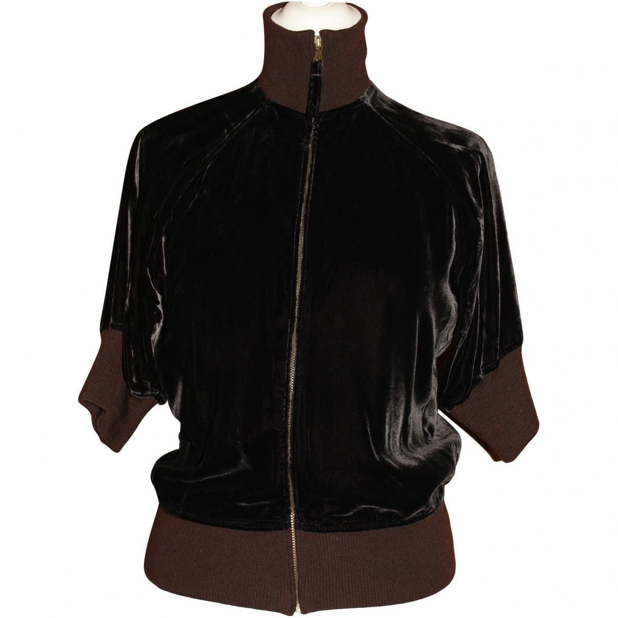Jean Paul Gaultier \N Brown Knitwear for Women 38 IT