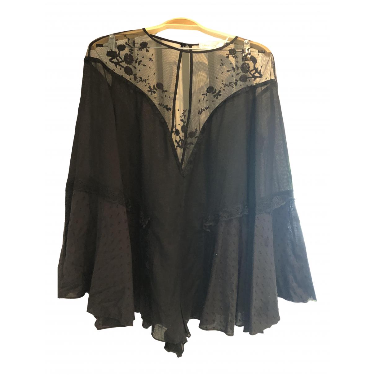 Alice Mccall \N Shorts in  Schwarz Baumwolle