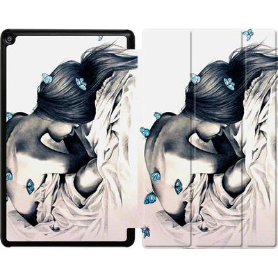 Amazon Fire HD 10 (2017) Tablet Smart Case - Bodysnatchers von Kate Powell