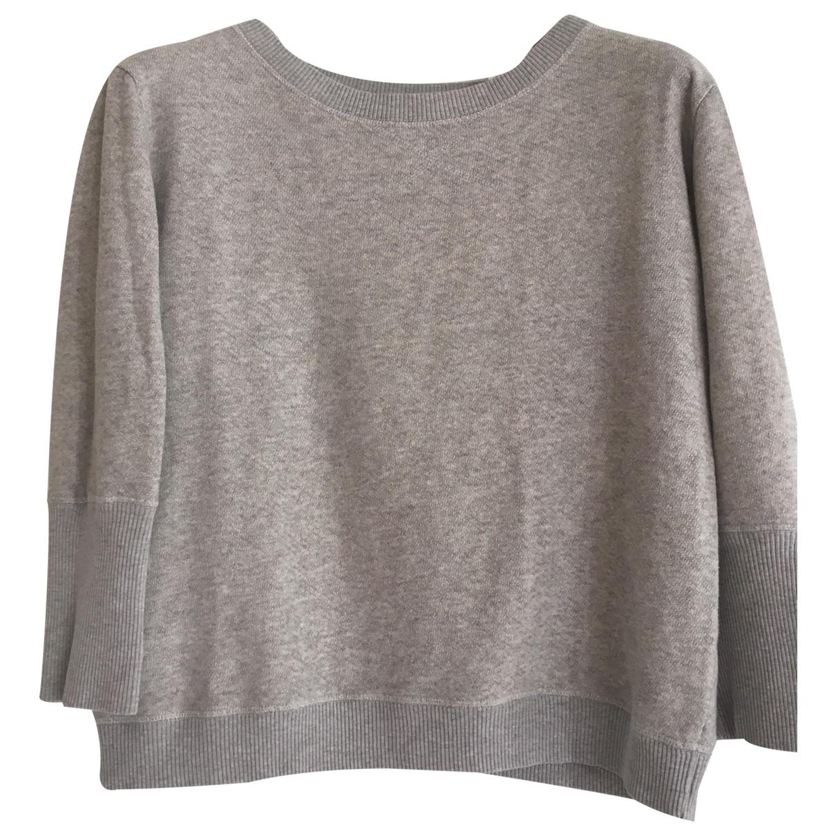 Swildens \N Grey Cotton Knitwear for Women 36 FR