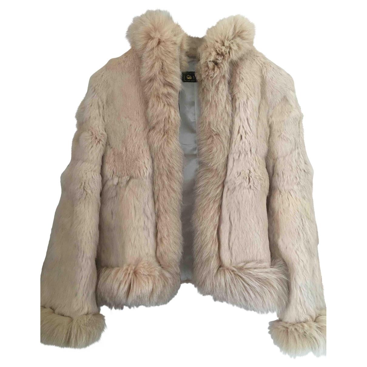 Peter Rabbit \N Beige Rabbit jacket for Women 40 FR