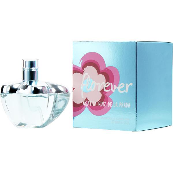 Florever - Agatha Ruiz De La Prada Eau de toilette en espray 80 ml