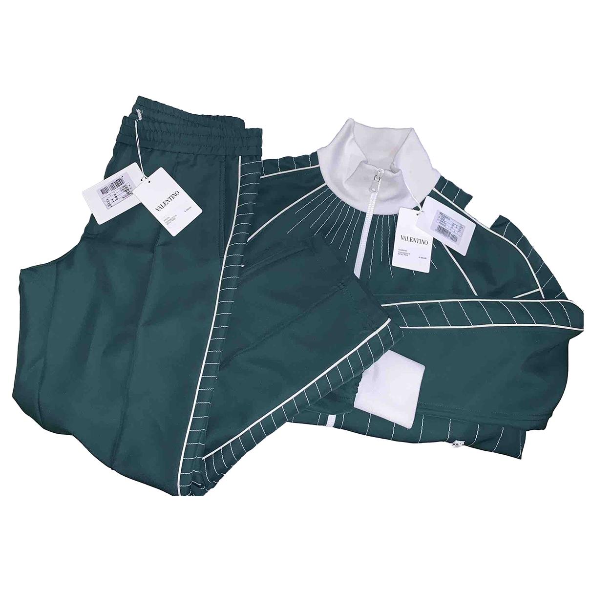 Valentino Garavani \N Green Cotton jacket  for Men 50 IT