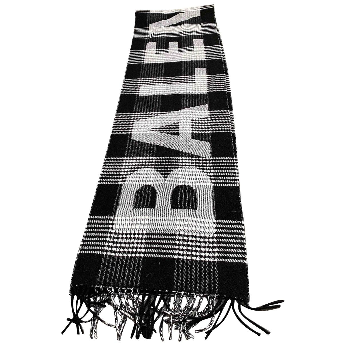 Balenciaga \N Schal in  Bunt Wolle