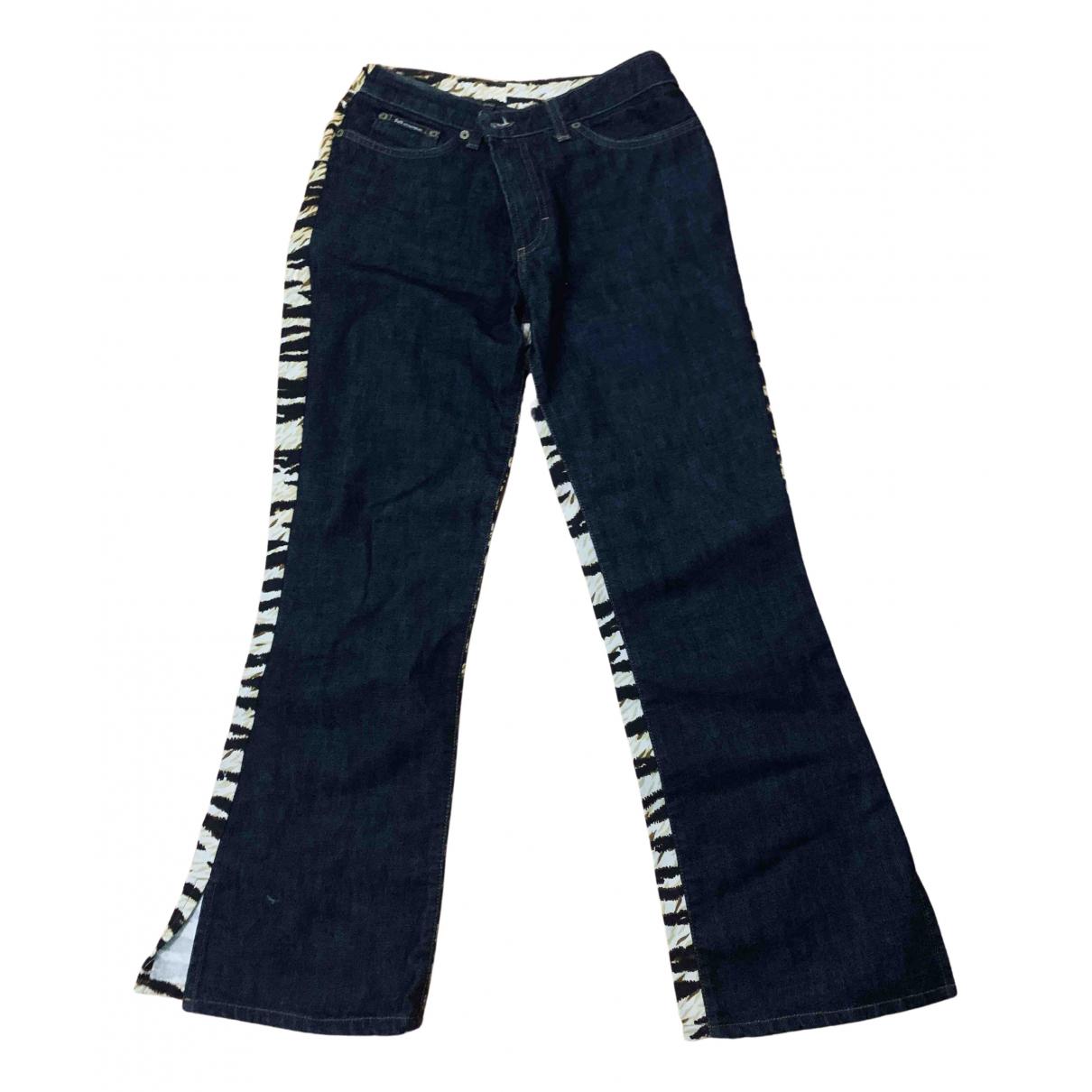 D&g N Blue Denim - Jeans Jeans for Women 30 US