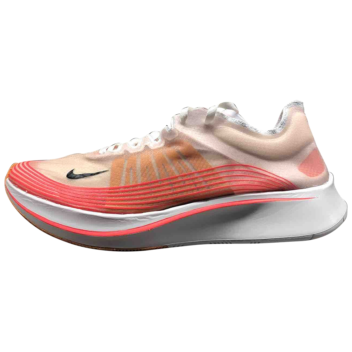 Nike Zoom Fly  Red Cloth Trainers for Men 42.5 EU