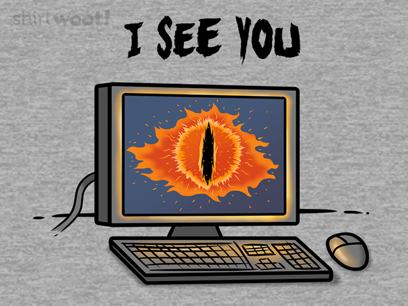 Eye See You T Shirt