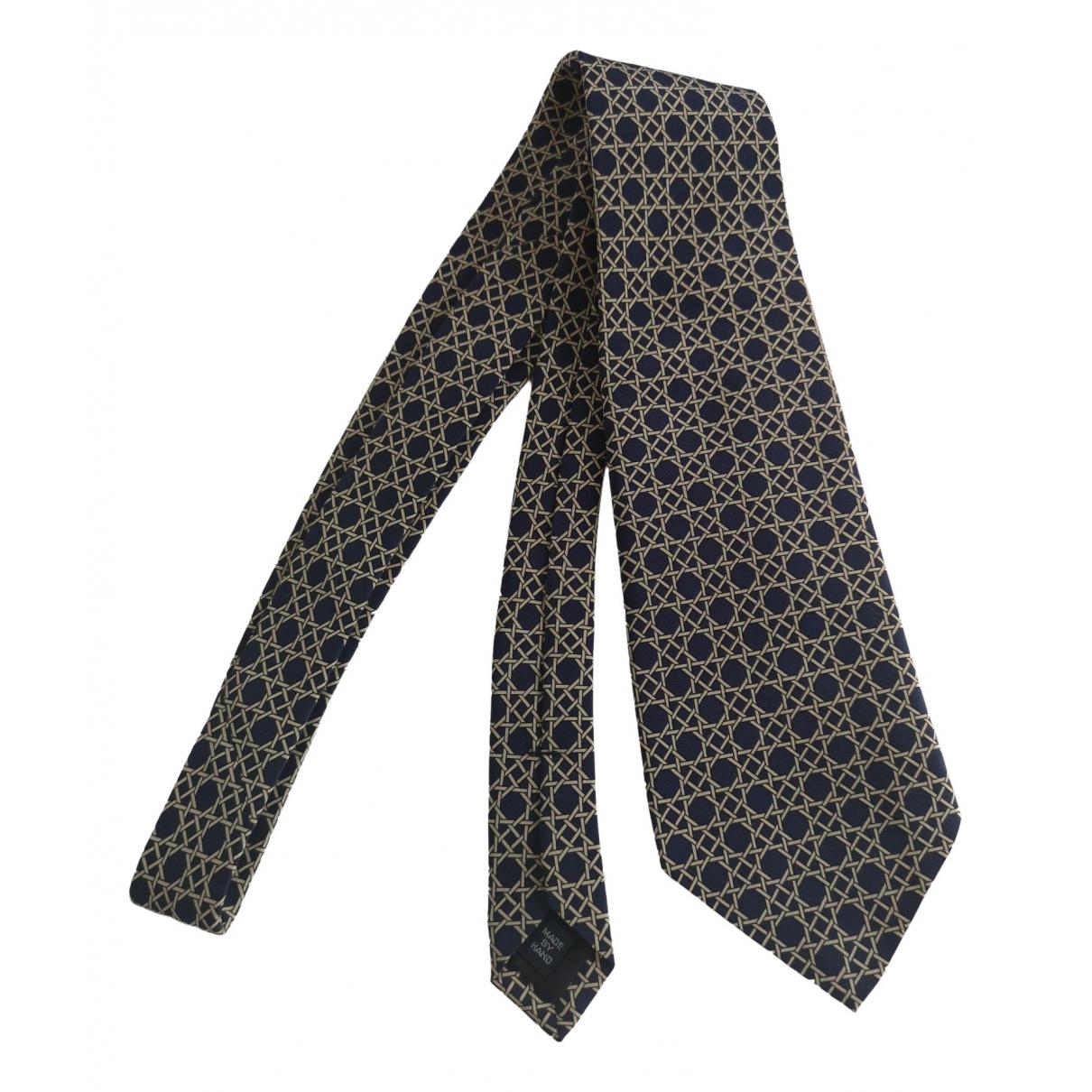 Polo Ralph Lauren \N Krawatten in  Blau Seide