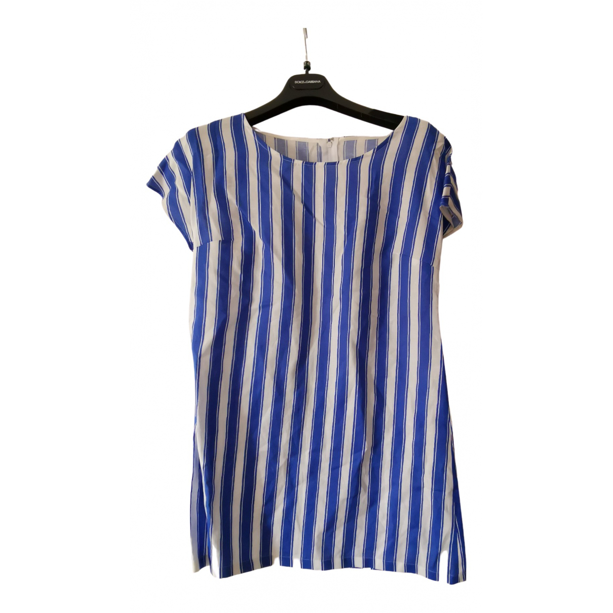 Mini vestido de Lino Dolce & Gabbana