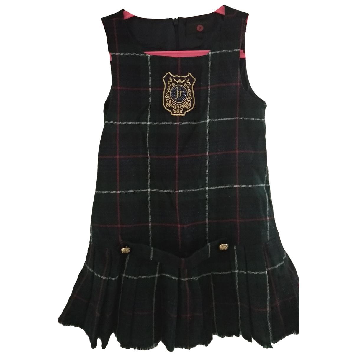 John Richmond \N Green Wool dress for Kids 6 years - up to 114cm FR
