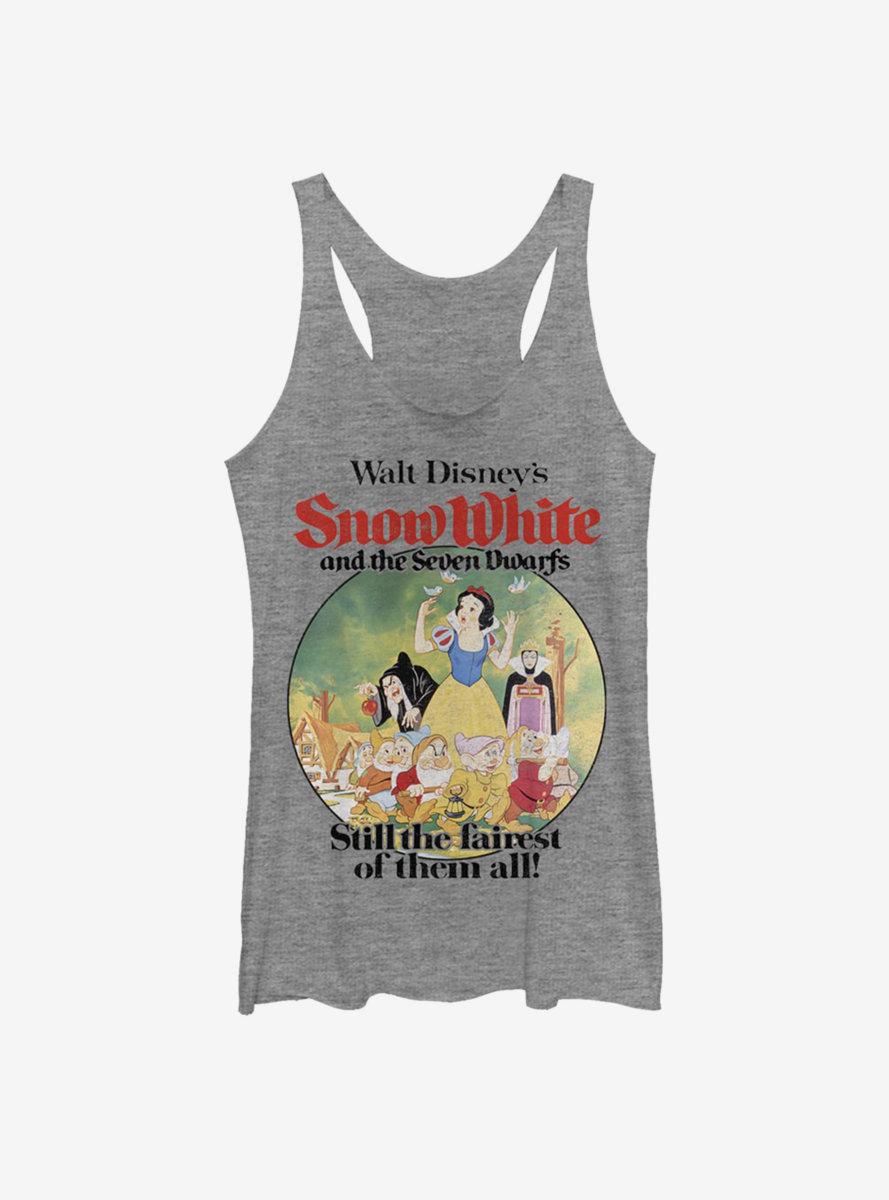 Disney Snow White And The Seven Dwarfs Still The Fairest Womens Tank Top