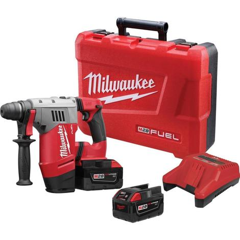 Milwaukee M28 Fuel™ 1-1/8 in. Sds+ Kit