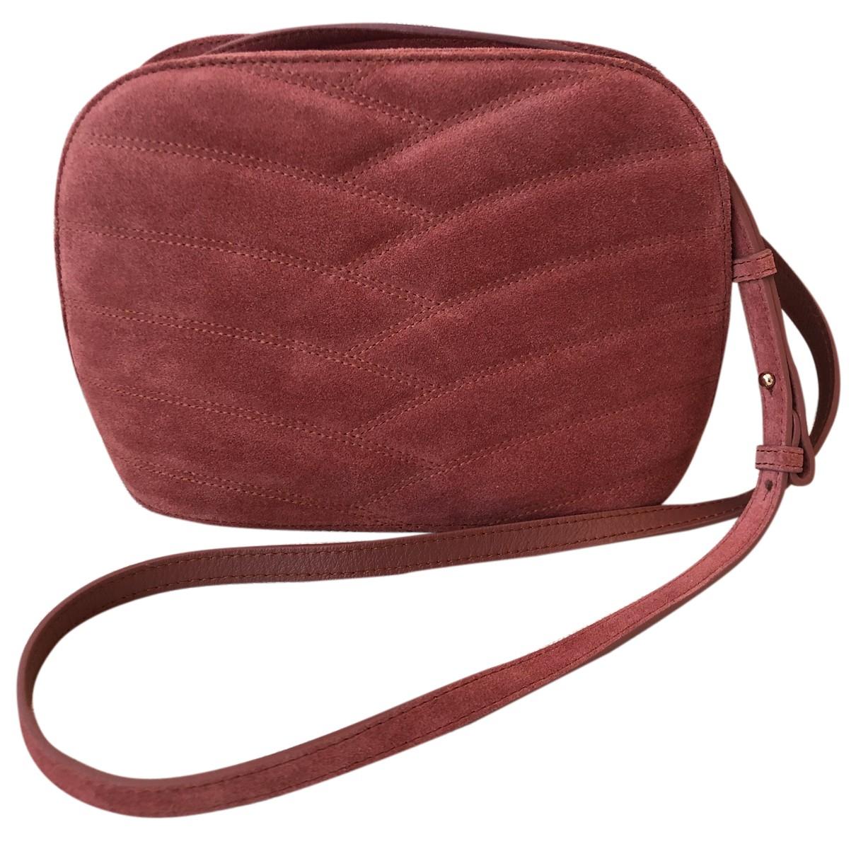 Sézane Victor Suede handbag for Women N